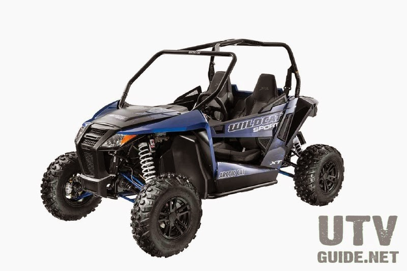Arctic Cat Wildcat Sport XT