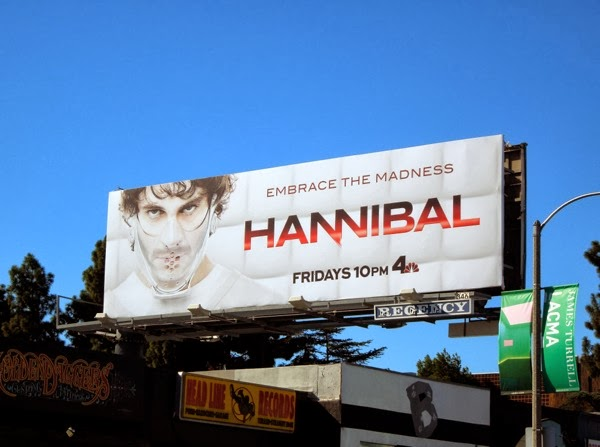 Hannibal series 2 billboard