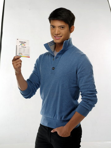 Mikael Daez and Centrum