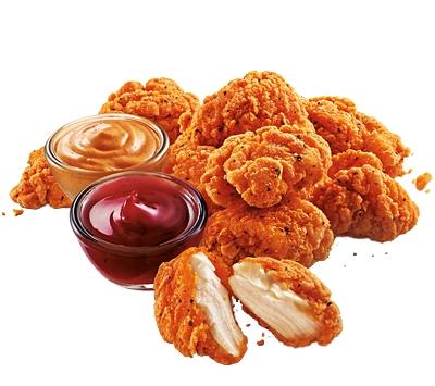 Sonic spicy popcorn chicken