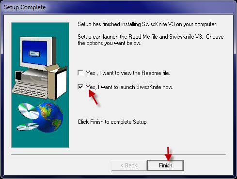 Swissknife Freeware