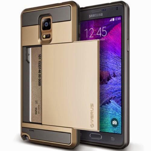 เคส Note 4 Verus 128011 ทอง