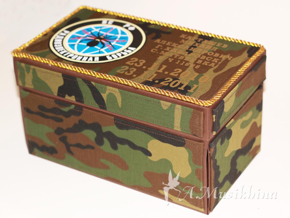 Военные подарки на день рождения 372