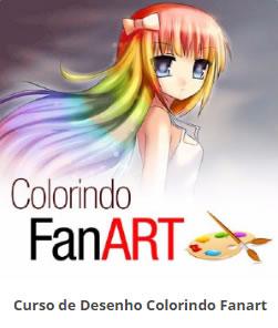 Colorindo Fanart