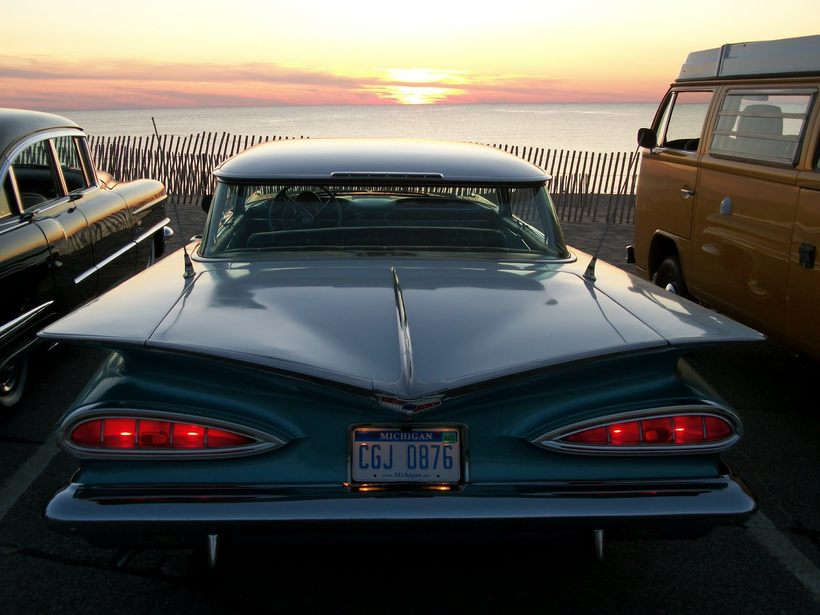 Photo of the week impala sunset the images keep flowing over at the palm springs automobilist