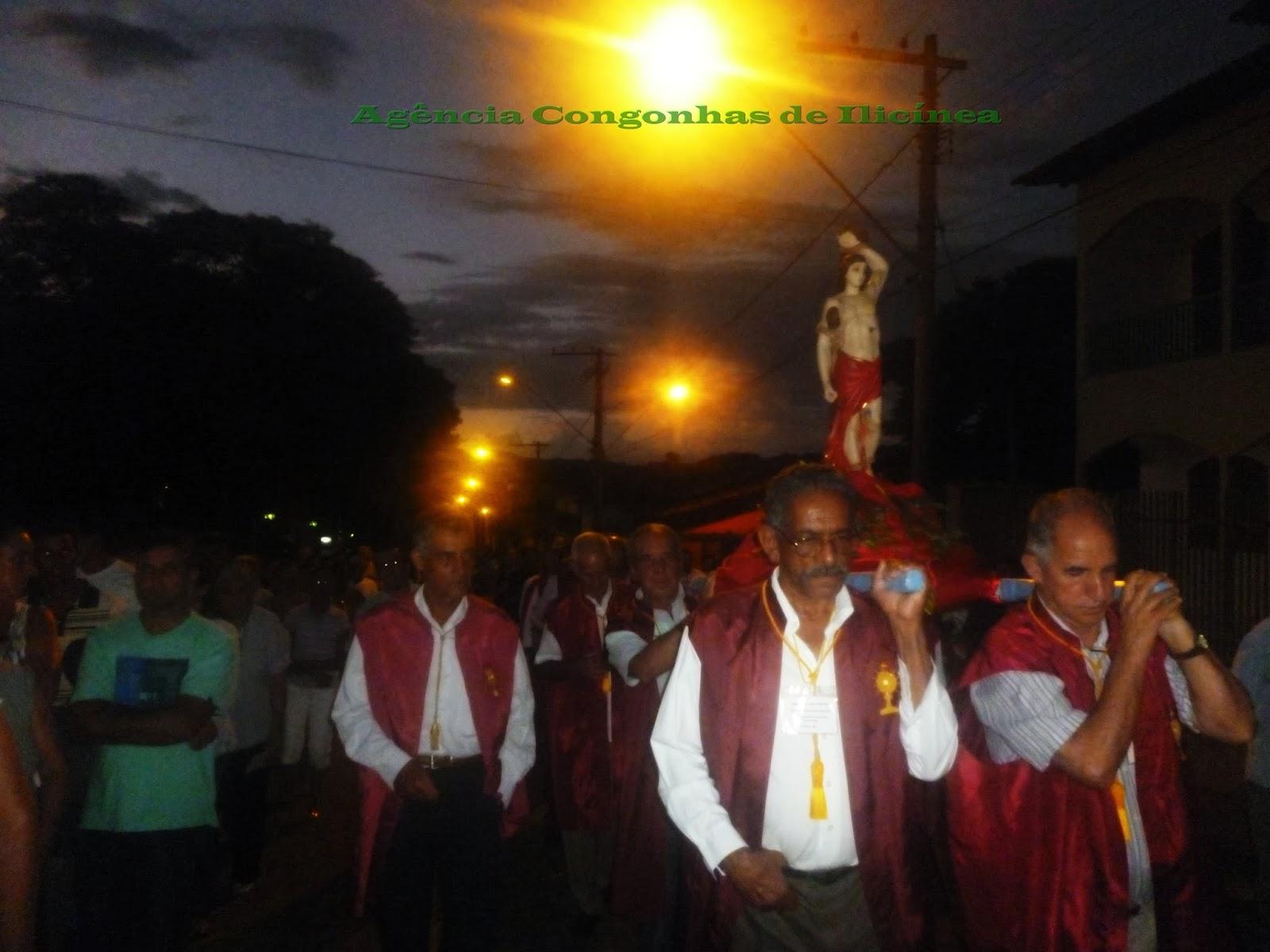 Festa de São Sebastião em Ilicínea