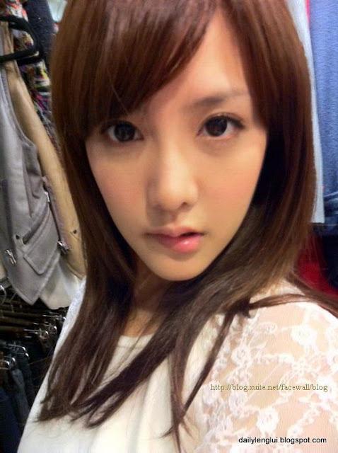 Taiwanese Model Una Cheng Yongxun