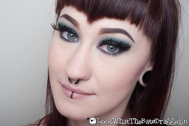Illamasqua Bat Lashes Sugarpill Cosmetics INGLOT makeup halloween Hydra veil skin base lift