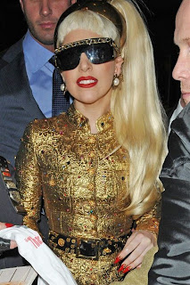 gaga Lady Gaga donates $1 Million for Hurricane Sandy Relief