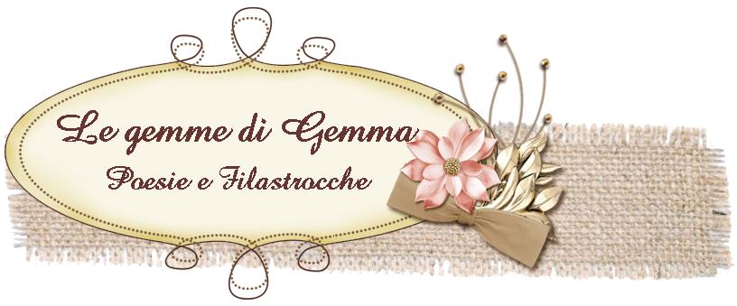 Le gemme di Gemma - poesie e filastrocche