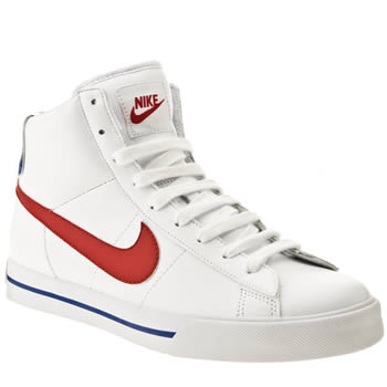 Old School Nike Basketball Sneakers. Nike Sweet Classic .