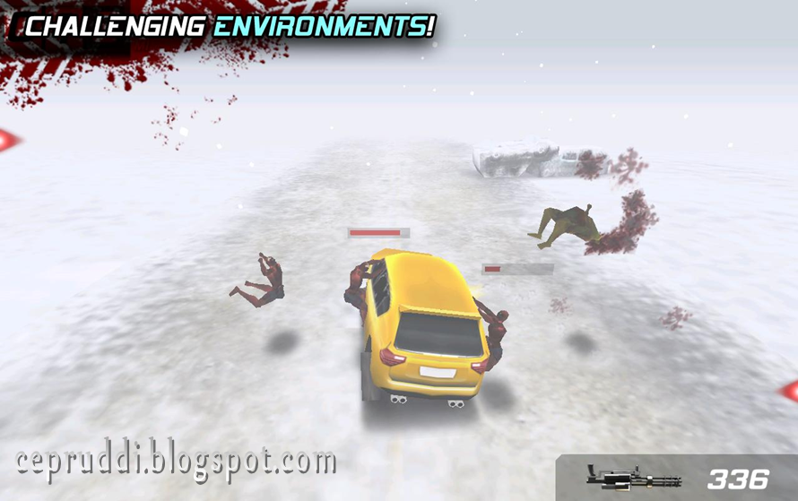 Zombie Highway Mod [unlocked] | Blognya Cep Ruddi
