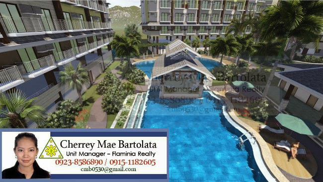 Preselling Condominium in Lapu Lapu City Mactan walking distance to Mactan Cebu International Airport