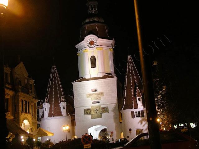 Vienna-Wachau round trip 11