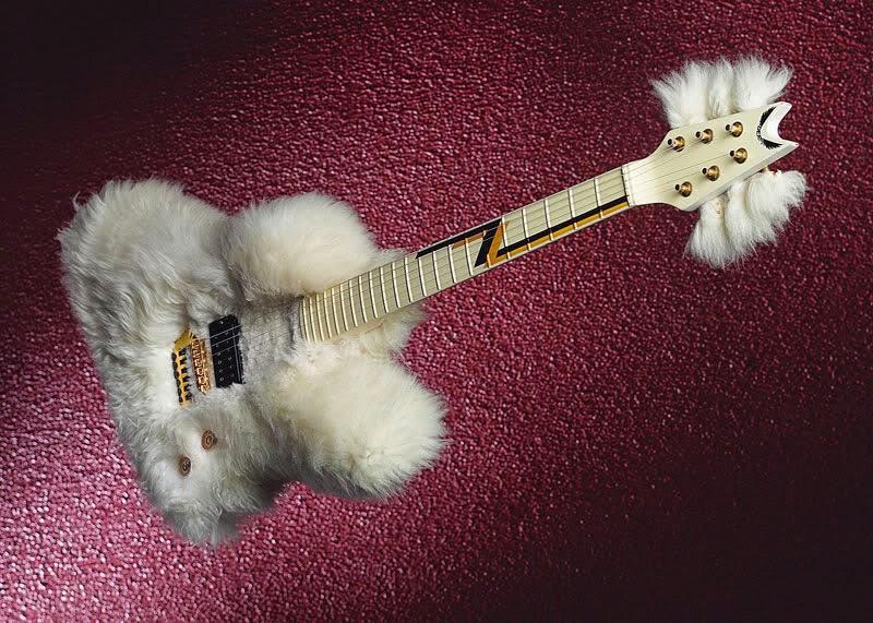 Fuzzy Gibson Explorer