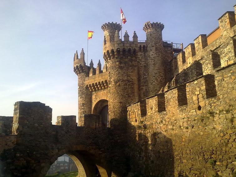 Castillo de Ponferrada (León)