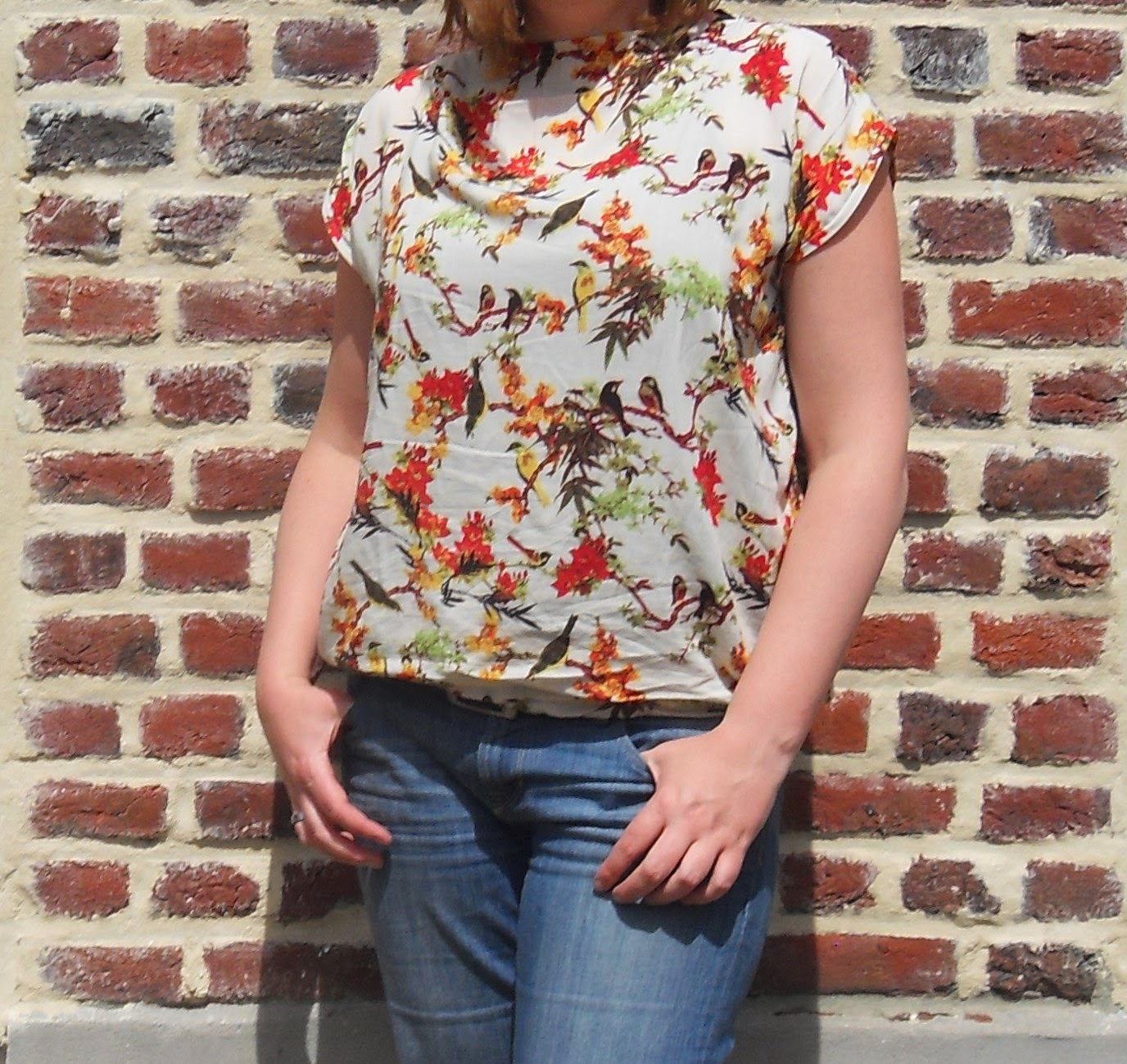 blouse of bloesje