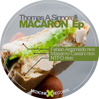 clubmusicsource.comThomas A.S.   Macaron EP