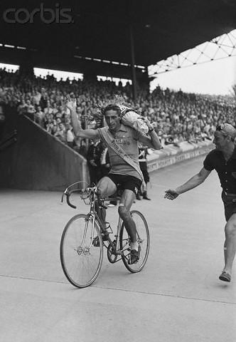 Oldest Living Tour De France Winner