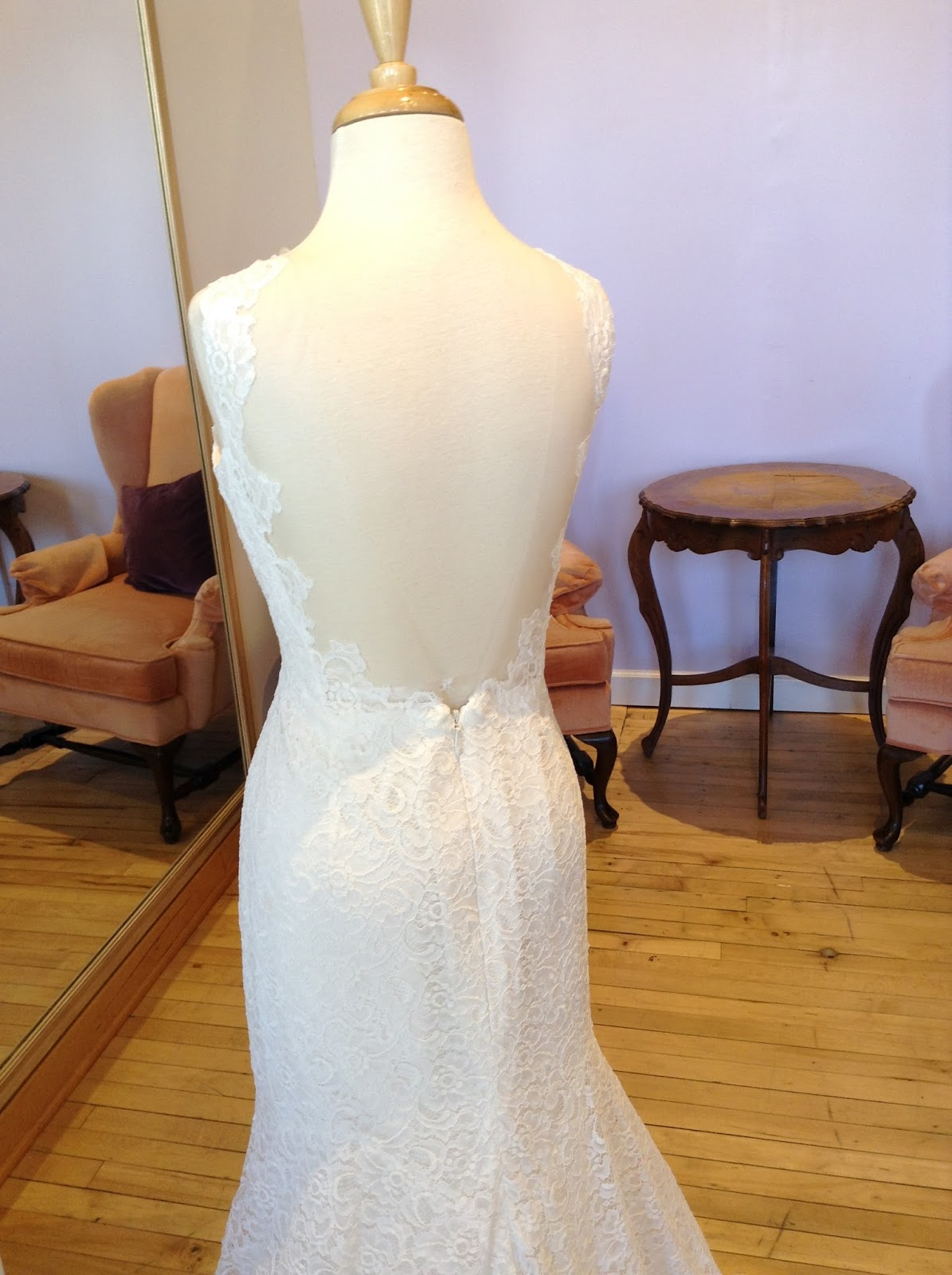 Miss Ruby Boutique: Bridal Gown of the Week: Mikaella Style #2000
