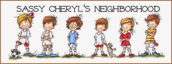 Sassy Cheryl's Facebook neighbourhood