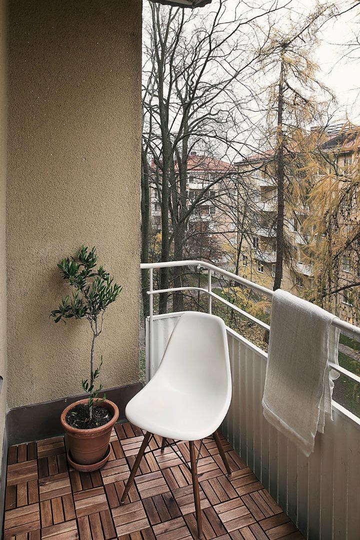 House of silver: godt udnyttet bolig på 39 m2