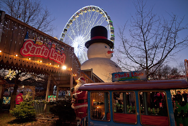 Welcome to Hyde Park Winter Wonderland of Holiday Magic. Photo: Courtesy of HydeParkWinterWonderland.com.