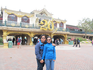 Paris Disneyland Park