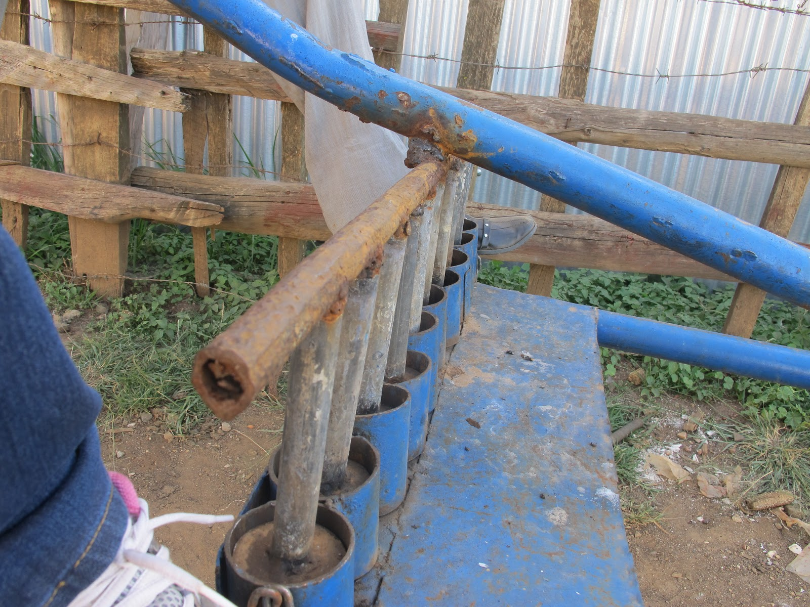 Lessons from the field 2: briquette press   Takachar