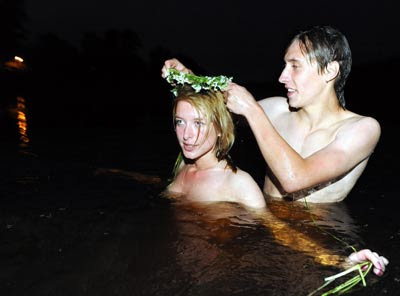 RawketScience: Happy Ivan Kupala Day!!