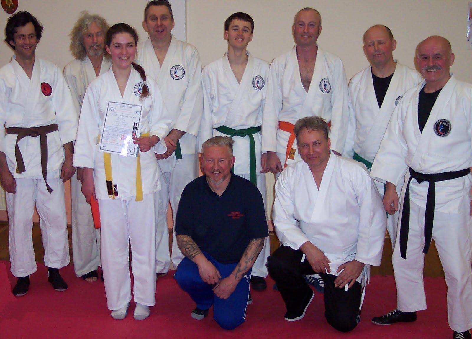 Traditional Jiu-Jitsu