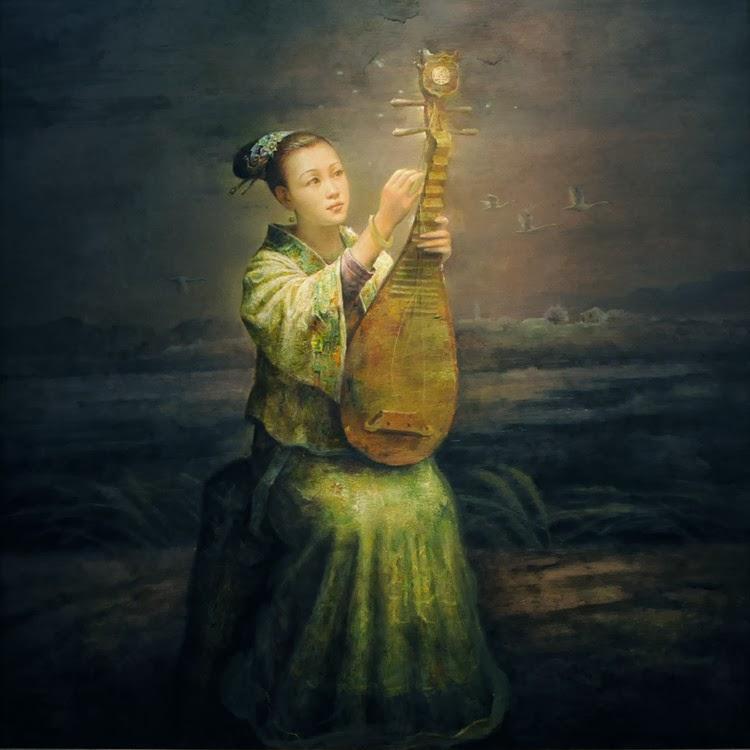 Ning Tao   Chinese Figurative Painter