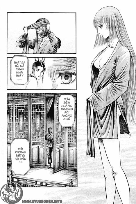Chú Bé Rồng - Ryuuroden chap 83 - Trang 29