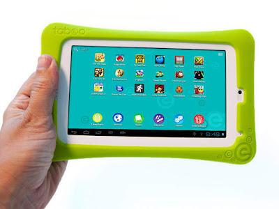 Tabeo - Tablet Untuk Kanak-kanak