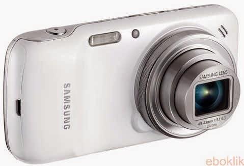 Spesifikasi Samsung Galaxy S4 Zoom