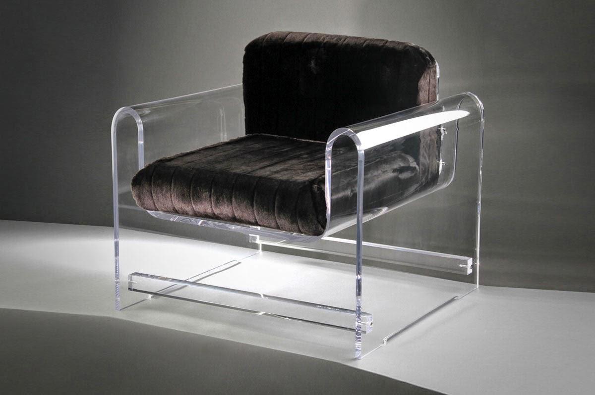 Dise o de muebles en acrilico quiero m s dise o for Sillas de acrilico