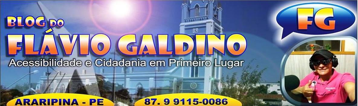Blog do Flavio Galdino