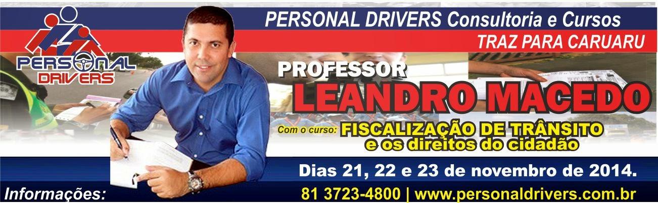 CURSO DA PERSONAL DRIVERS.