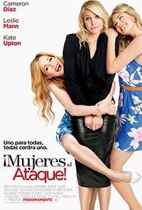 ver Mujeres al Ataque / No hay dos sin tres / The Other Woman / 2014