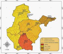 Mapa Ubicación Unidades de Salud