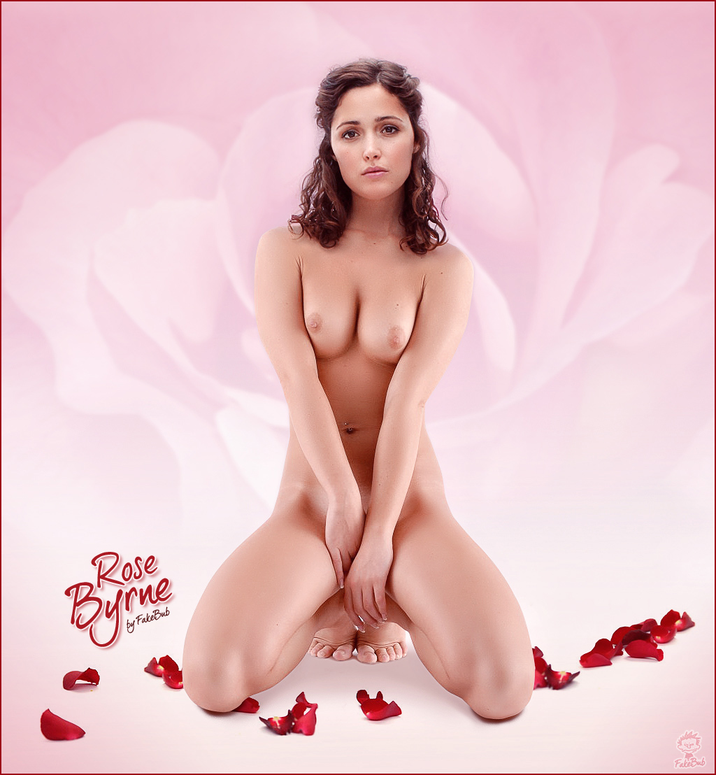 Nude pussy rose byrne not simple