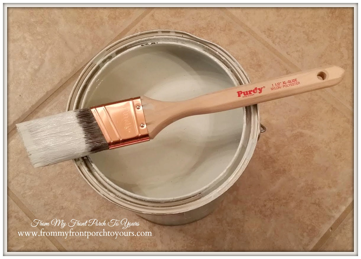 From My Front Porch To Yours Quick Easy Tips For Painting A Door