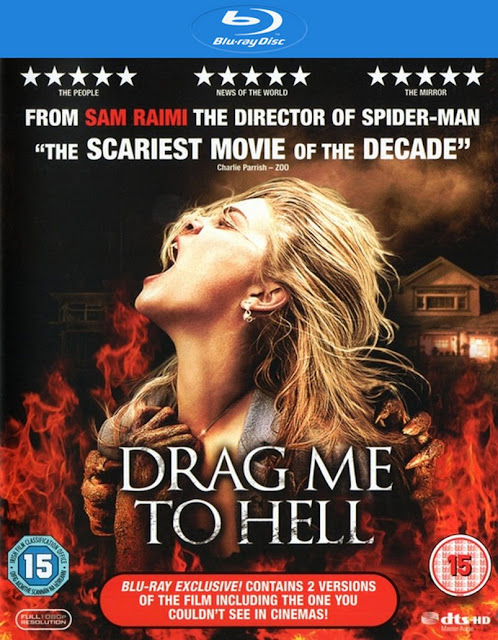 Drag Me To Hell (2009) BRRip 600MB Movie Links