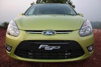 Ford Figo Front
