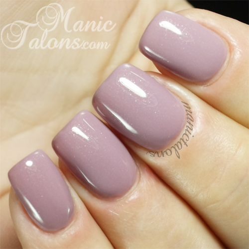 Pink Gellac Naked Swatch