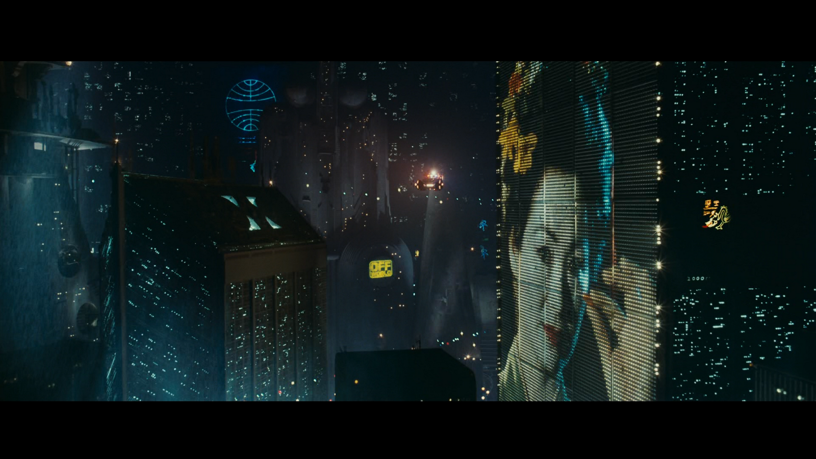 Collective movie love for Blade runner