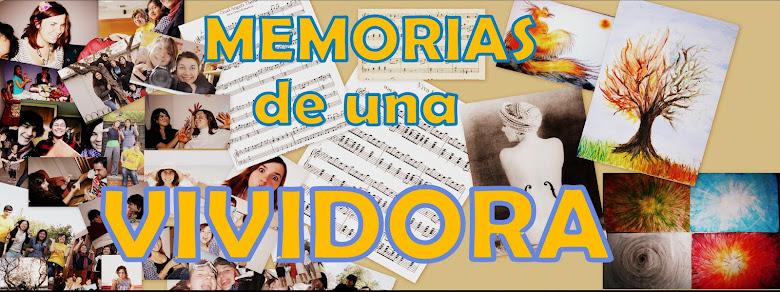 Memorias de una vividora