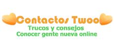 Contactos Twoo -  trucos y tips para ligar