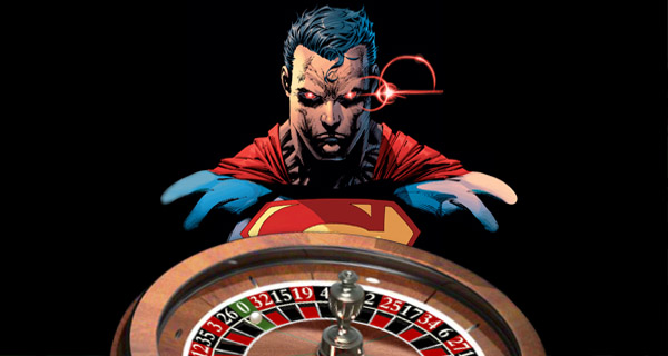 Superman Ruleta