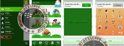 Instal BBM Free Stiker Terbaru Tanpa Root Pada Hp Asus Zenfone